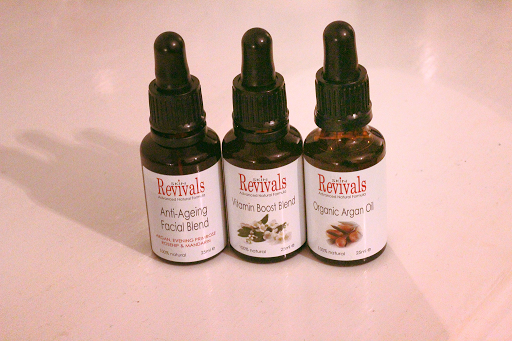 Beauty: Skin Revivals Oils