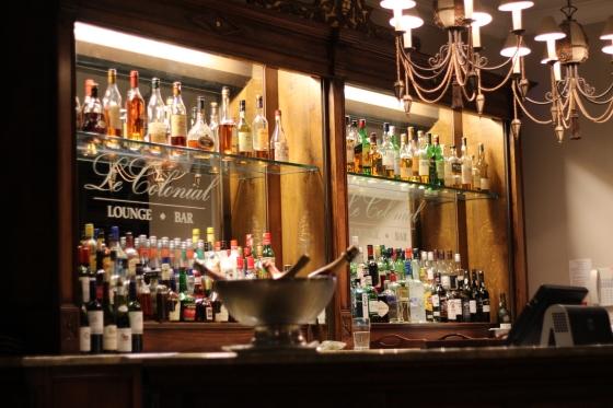Brockencote Bar