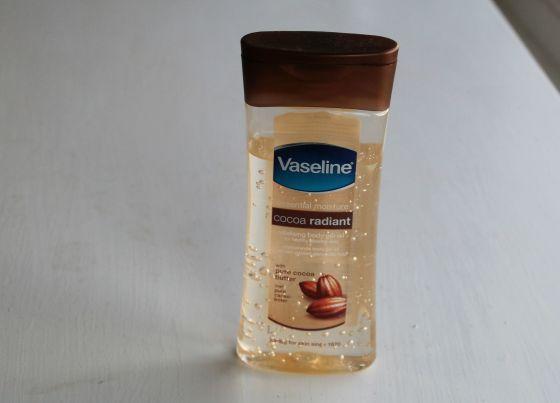 Vaseline Cocoa Butter Radiant Gel