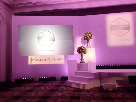 Johnson & Johnson Skincare Awards