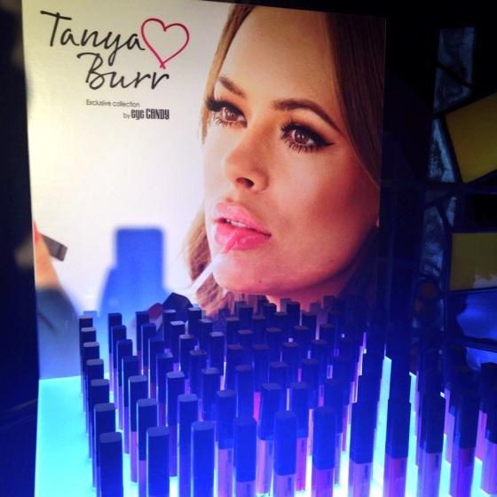 Tanya Burr Lips