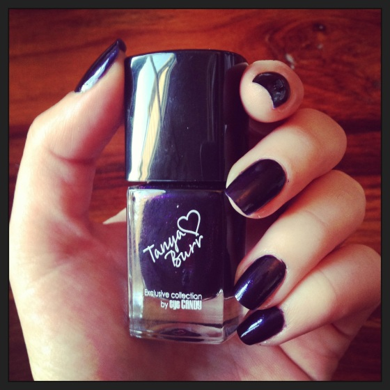 Tanya Burr Midnight Sparkles