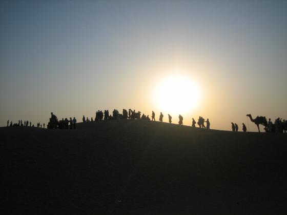India Desert