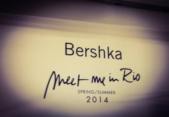 Bershka Meet Me in Rio
