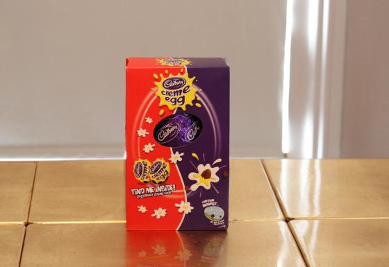 Cadburys Easter Egg