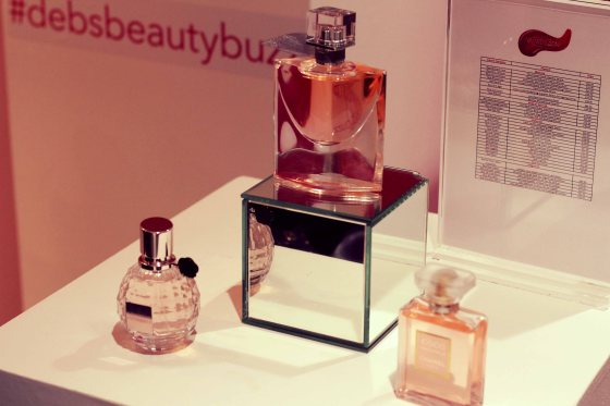 Debenhams Beauty Press Day