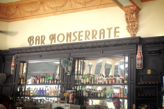Bar Monerrate
