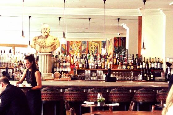 Charlotte Street Hotel Bar