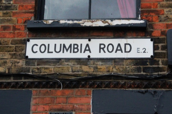 Colombia Road